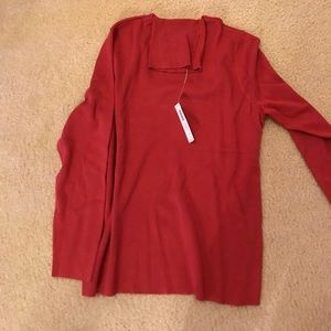 Chico's turtleneck sweater...NWT...size 3